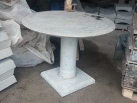 betonski sto fi93cm 1
