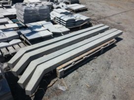 betonski stub kosi 1